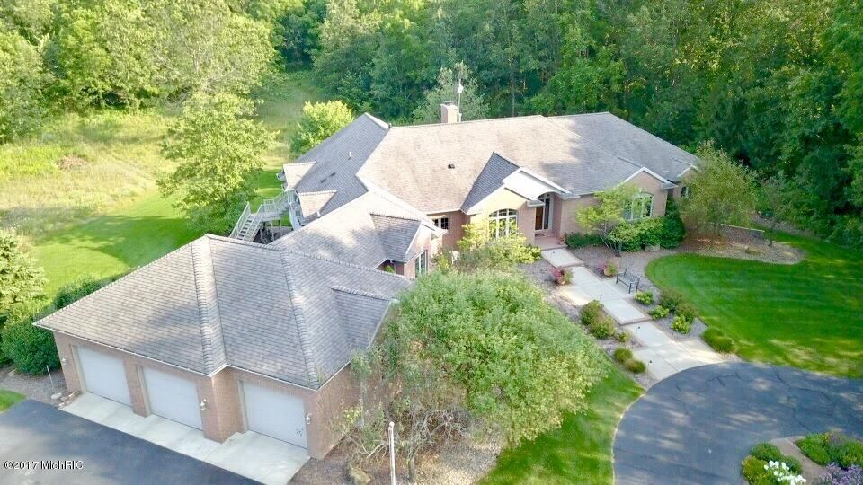 Single Family Home for Sale at 3127 Pickford 3127 Pickford Ada, Michigan 49301 United States