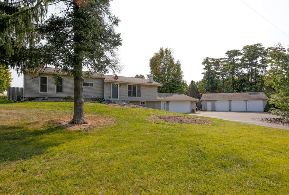 Single Family Home for Sale at 7610 M-66 S East Leroy, Michigan 49051 United States