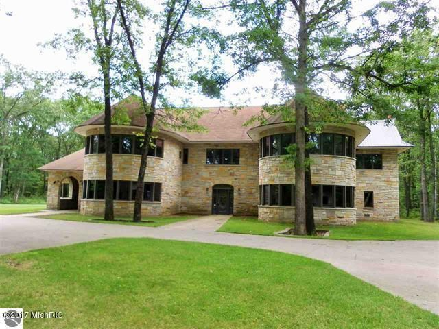 Single Family Home for Sale at 2404 10 1/2 Mile 2404 10 1/2 Mile Irons, Michigan 49644 United States