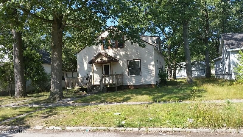 Land for Sale at 2441 Maffett Muskegon Heights, Michigan 49444 United States