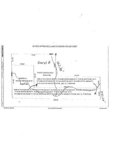 Land for Sale at 168th Holton, Michigan 49425 United States