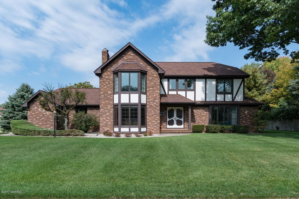 Single Family Home for Sale at 3476 Fleetwood 3476 Fleetwood Portage, Michigan 49024 United States