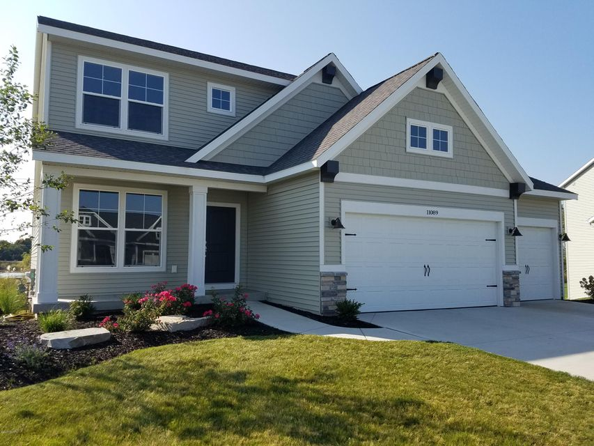 Single Family Home for Sale at 11089 Waterpoint 11089 Waterpoint Allendale, Michigan 49401 United States