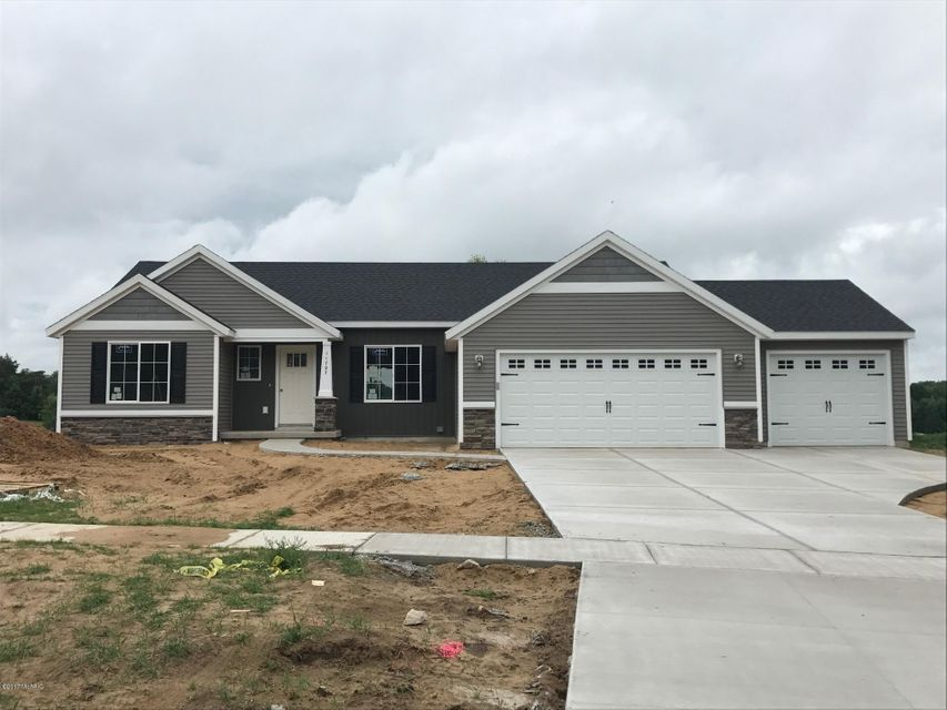 Single Family Home for Sale at Lot 7 Kelly Lee Lot 7 Kelly Lee Byron Center, Michigan 49315 United States