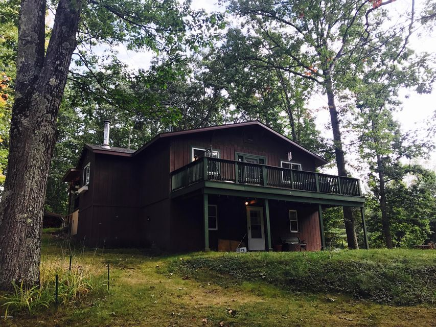 Single Family Home for Sale at 16723 Hoxeyville 16723 Hoxeyville Wellston, Michigan 49689 United States