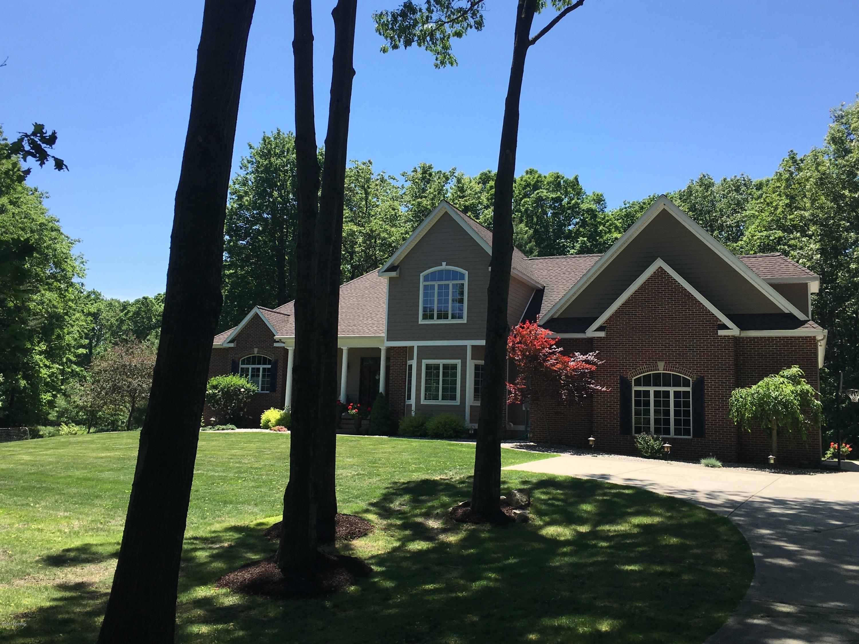 Single Family Home for Sale at 851 Bear Lake 851 Bear Lake Muskegon, Michigan 49445 United States