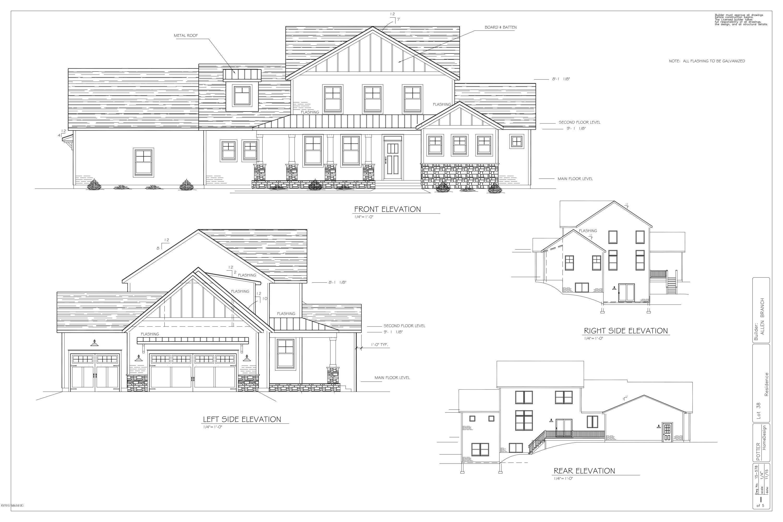 Single Family Home for Sale at 166 Farr 166 Farr Norton Shores, Michigan 49444 United States