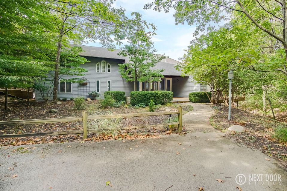 Single Family Home for Sale at 6755 Glen 6755 Glen Pentwater, Michigan 49449 United States
