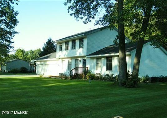 Single Family Home for Sale at 2351 Riverwood 2351 Riverwood Twin Lake, Michigan 49457 United States