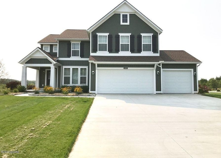 Single Family Home for Sale at 5468 Harvest Moon 5468 Harvest Moon Belmont, Michigan 49306 United States