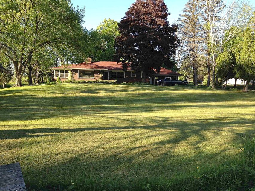 Single Family Home for Sale at 5885 Cannonsburg 5885 Cannonsburg Belmont, Michigan 49306 United States