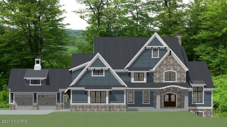 Single Family Home for Sale at 6347 Buena Vista 6347 Buena Vista Rockford, Michigan 49341 United States