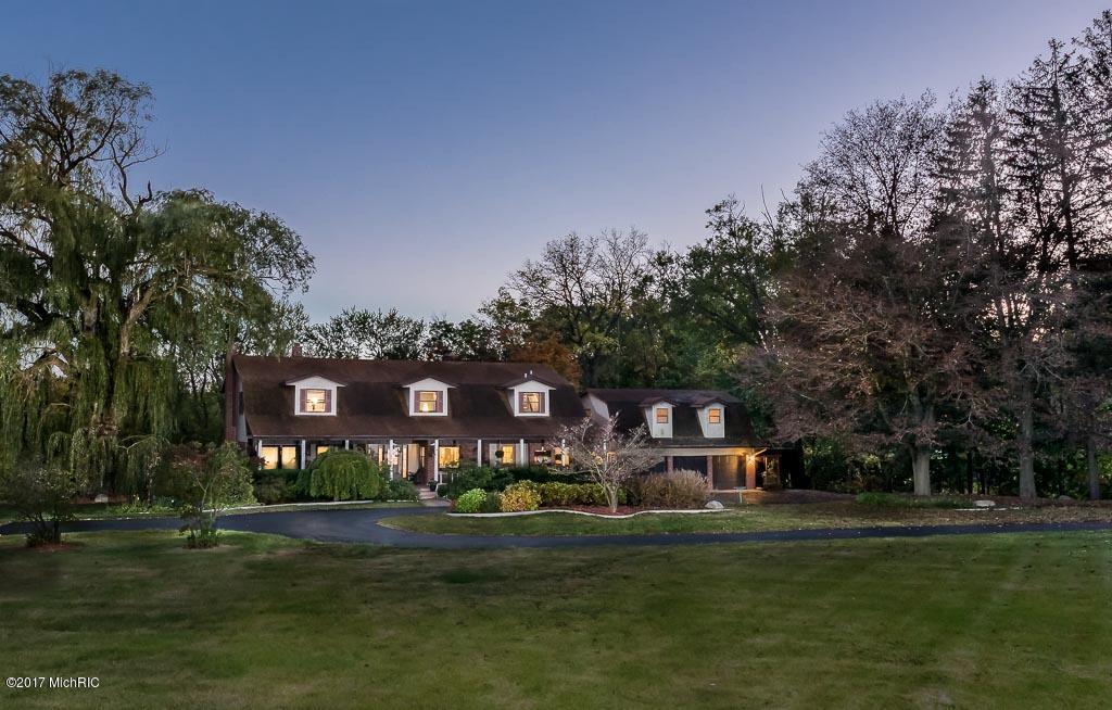 Single Family Home for Sale at 7496 Leonard 7496 Leonard Coopersville, Michigan 49404 United States