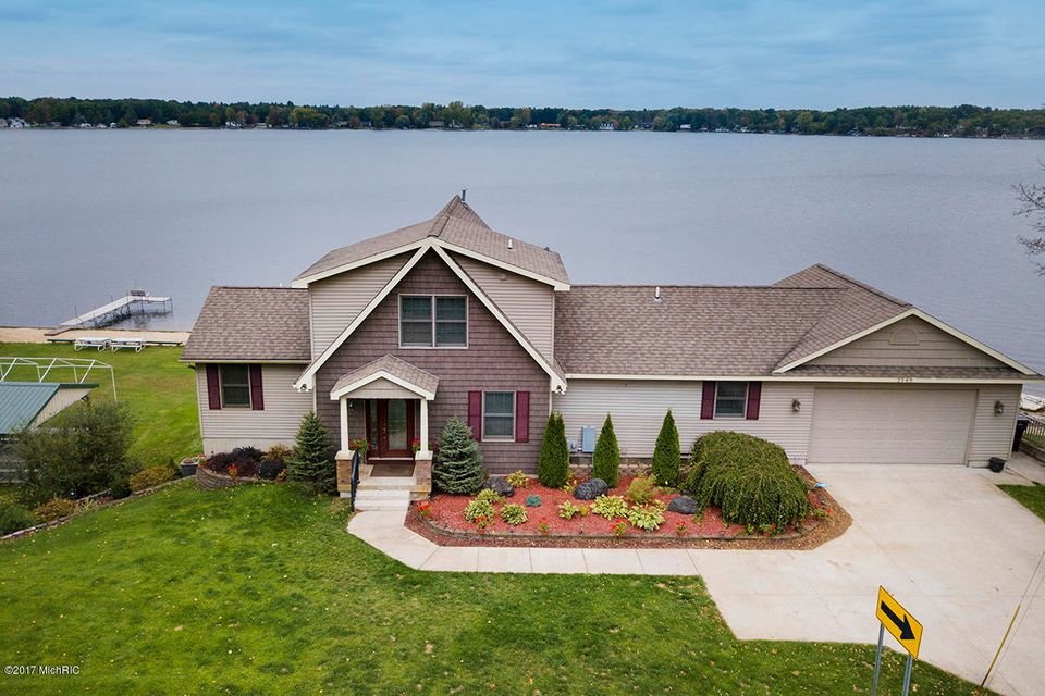 Single Family Home for Sale at 2548 Long Lake 2548 Long Lake Orleans, Michigan 48865 United States