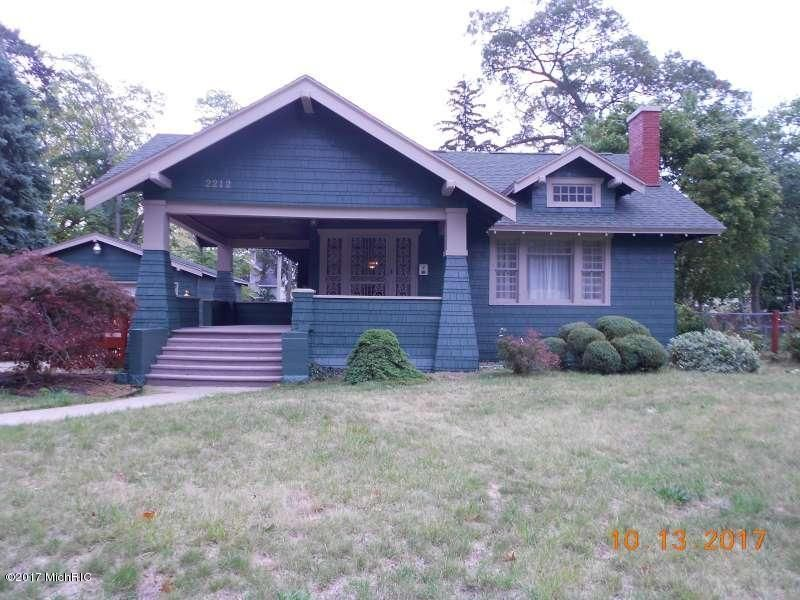 Single Family Home for Sale at 2212 Peck 2212 Peck Muskegon Heights, Michigan 49444 United States