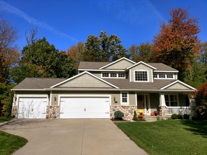Single Family Home for Sale at 13407 Red Leaf 13407 Red Leaf Nunica, Michigan 49448 United States