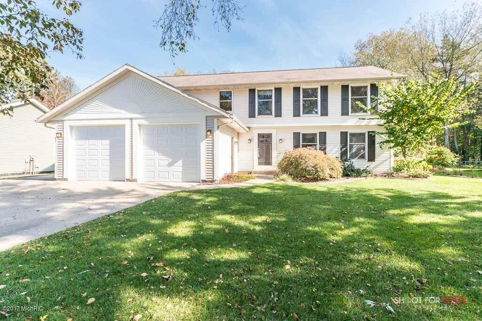 Single Family Home for Sale at 15376 Concord 15376 Concord Spring Lake, Michigan 49456 United States