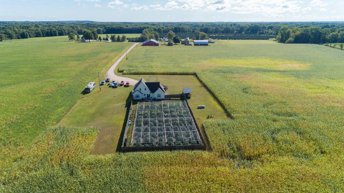 Farm / Ranch / Plantation for Sale at 4716 Derby 4716 Derby Sidney, Michigan 48885 United States