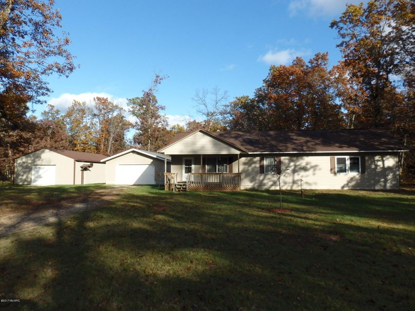 Single Family Home for Sale at 345 Snyder 345 Snyder Wellston, Michigan 49689 United States