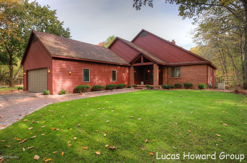 Single Family Home for Sale at 4197 Hall 4197 Hall Grand Rapids, Michigan 49534 United States