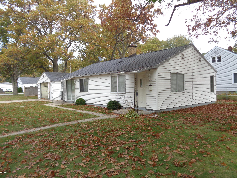 Single Family Home for Sale at 1232 Burton 1232 Burton Muskegon, Michigan 49442 United States