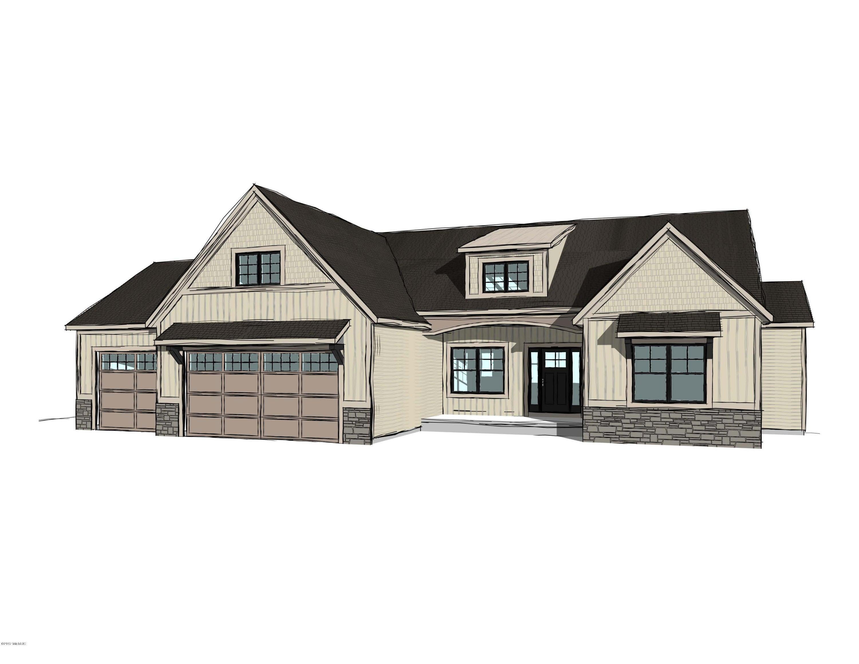 独户住宅 为 销售 在 14743 Arcadia Woods 14743 Arcadia Woods 斯普林莱克, 密歇根州 49456 美国