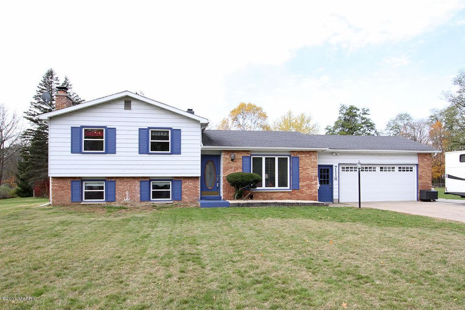 Single Family Home for Sale at 7116 Starbrook 7116 Starbrook Portage, Michigan 49024 United States