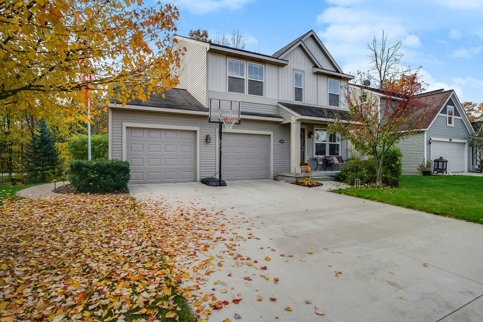Single Family Home for Sale at 13270 Patchin 13270 Patchin Nunica, Michigan 49448 United States