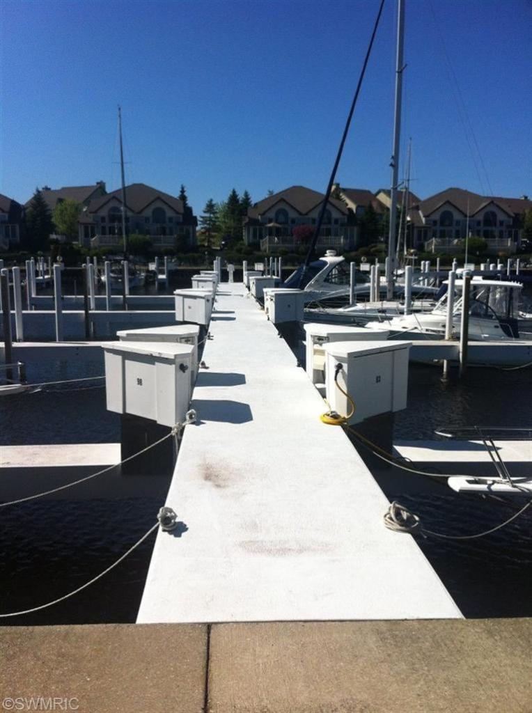 Land for Sale at Marina Marina Manistee, Michigan 49660 United States