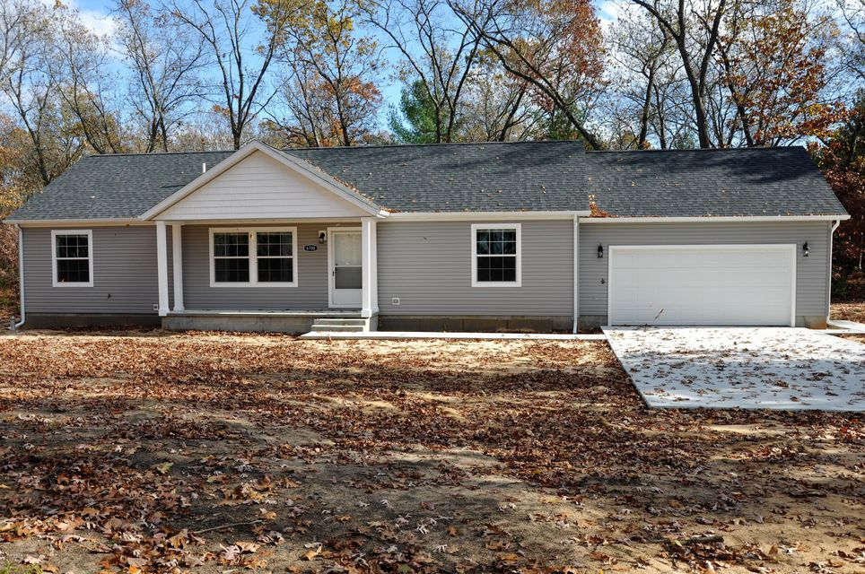 Single Family Home for Sale at 6780 Blue Lake 6780 Blue Lake Twin Lake, Michigan 49457 United States