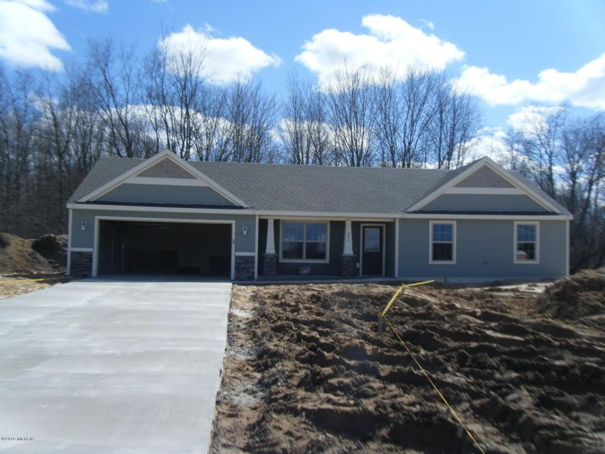 Single Family Home for Sale at Lot 13 Foxglove Lot 13 Foxglove Middleville, Michigan 49333 United States