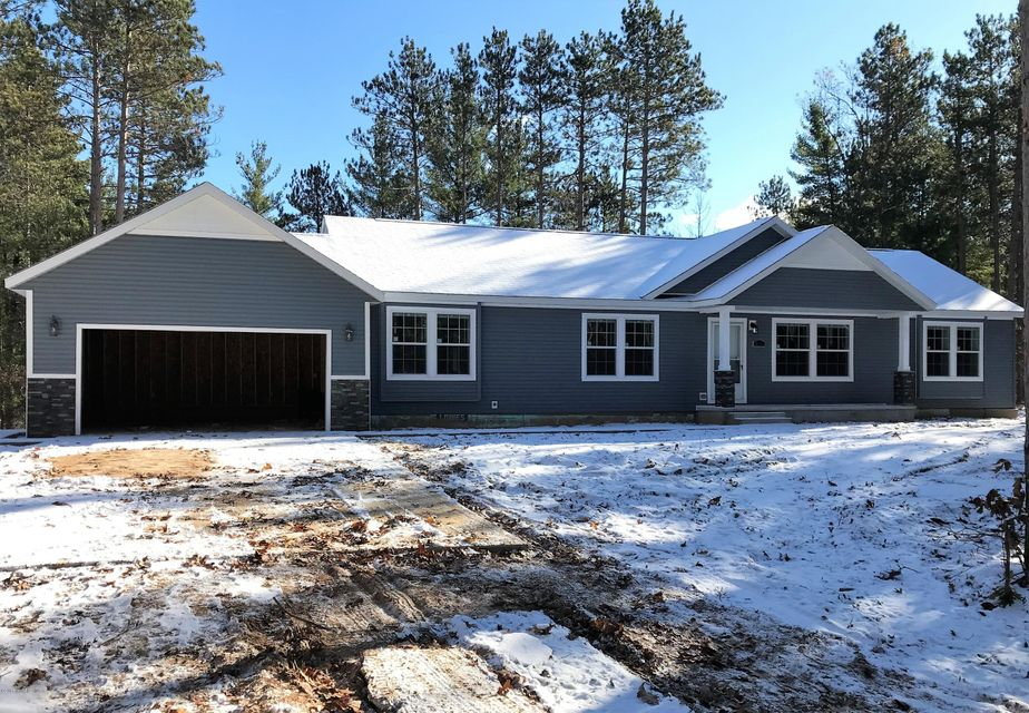 Single Family Home for Sale at 6714 Blue Lake 6714 Blue Lake Twin Lake, Michigan 49457 United States