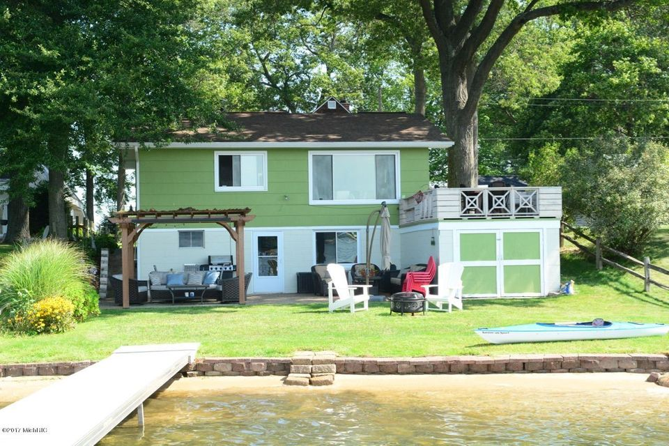 Single Family Home for Sale at 6305 Lake 6305 Lake Twin Lake, Michigan 49457 United States