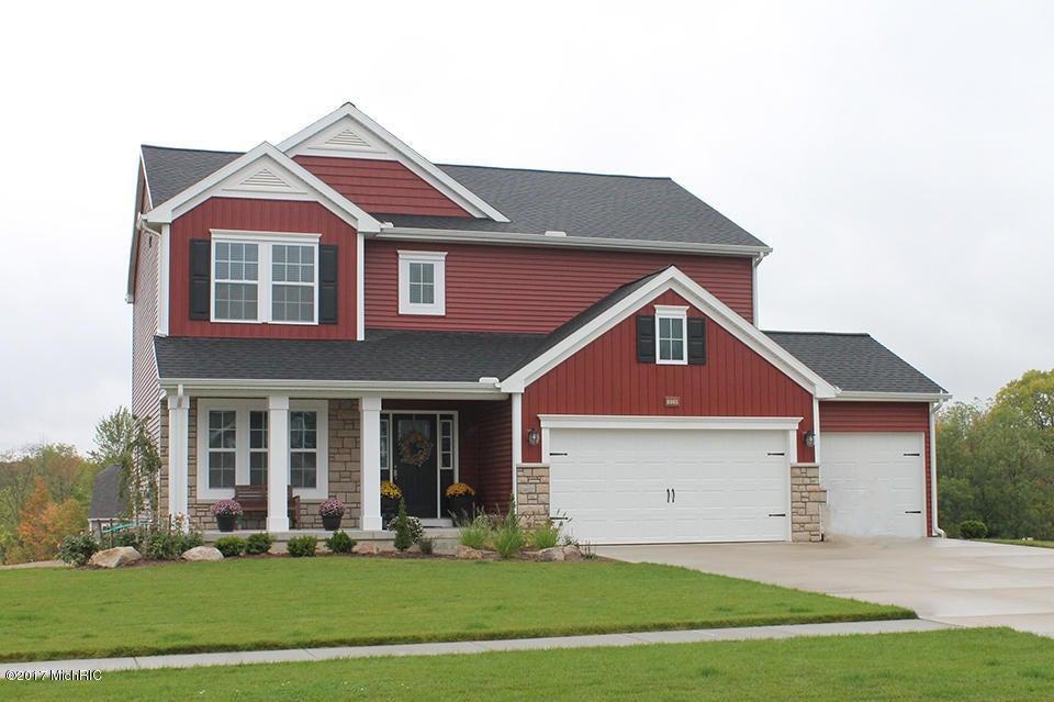 Single Family Home for Sale at 7235 Waltham 7235 Waltham Kalamazoo, Michigan 49009 United States