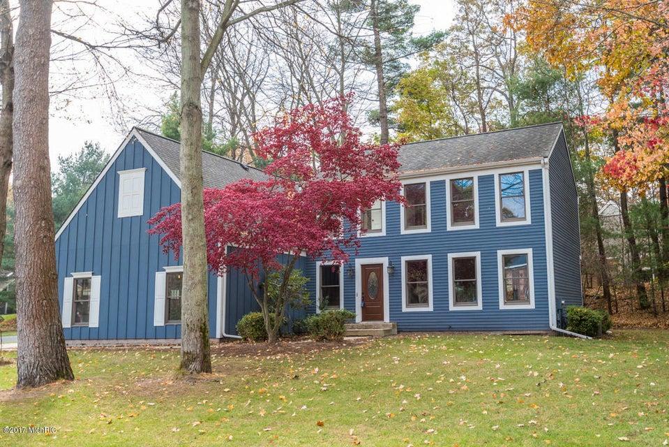 独户住宅 为 销售 在 16189 Baird 16189 Baird 斯普林莱克, 密歇根州 49456 美国