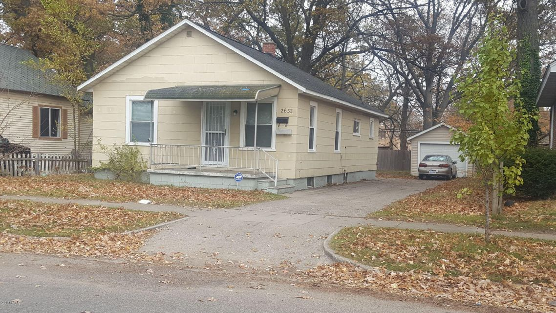 Single Family Home for Sale at 2632 9th 2632 9th Muskegon Heights, Michigan 49444 United States