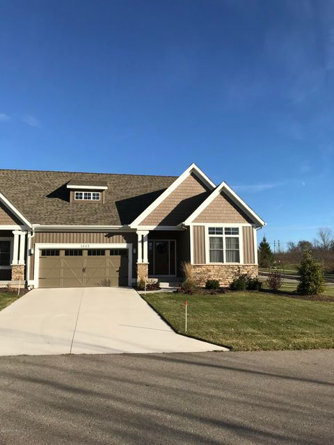 Single Family Home for Sale at 1687 NORTH BRANDON RIDGE 1687 NORTH BRANDON RIDGE Walker, Michigan 49544 United States