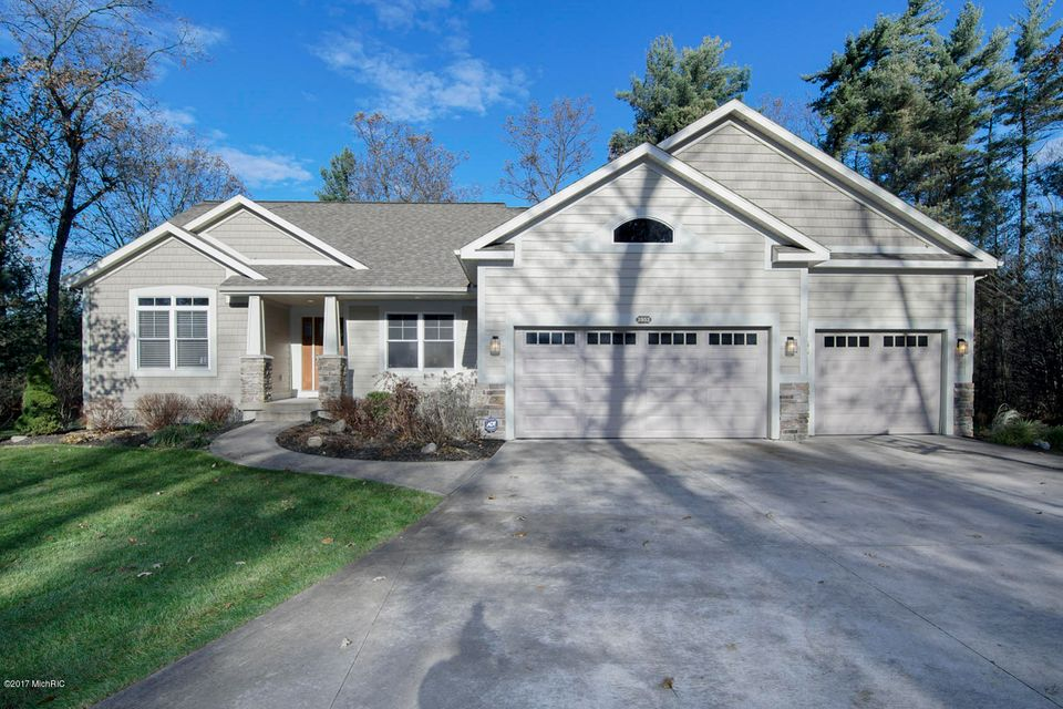 Single Family Home for Sale at 3952 Darcliff 3952 Darcliff Twin Lake, Michigan 49457 United States