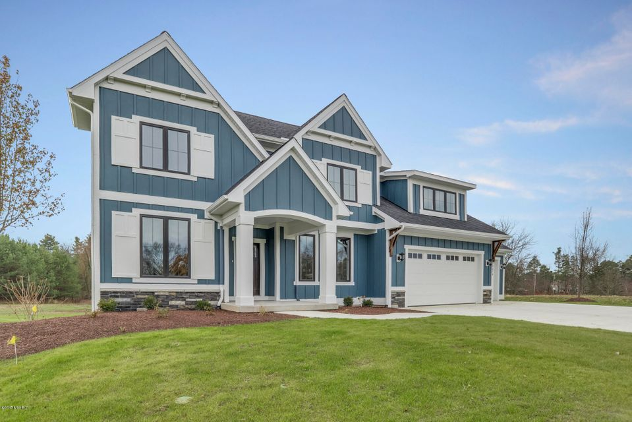 Single Family Home for Sale at 7080 Ashwood 7080 Ashwood Ada, Michigan 49301 United States
