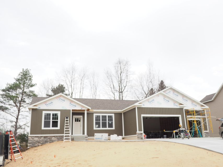 Single Family Home for Sale at 858 Cedar Woods 858 Cedar Woods Muskegon, Michigan 49441 United States
