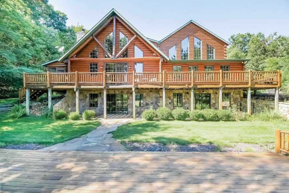 Single Family Home for Sale at 11206 Garfield 11206 Garfield Coopersville, Michigan 49404 United States