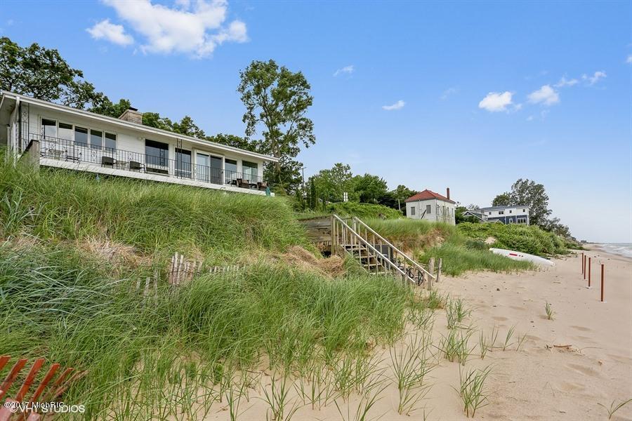 Single Family Home for Sale at 2410 Lake Shore 2410 Lake Shore Long Beach, Indiana 46360 United States