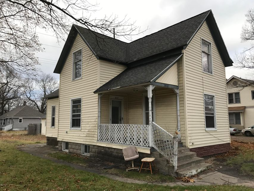 Single Family Home for Sale at 2113 Peck 2113 Peck Muskegon Heights, Michigan 49444 United States