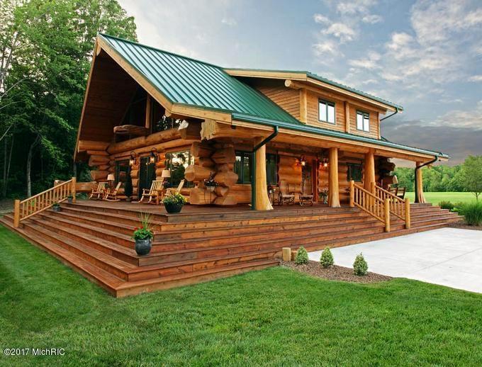 Farm / Ranch / Plantation for Sale at 10459 M 60 10459 M 60 Three Rivers, Michigan 49093 United States