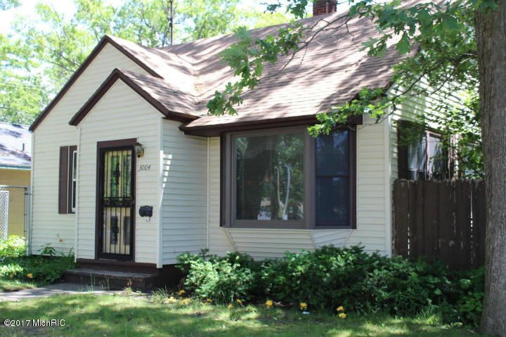 Single Family Home for Sale at 3004 Temple 3004 Temple Muskegon Heights, Michigan 49444 United States