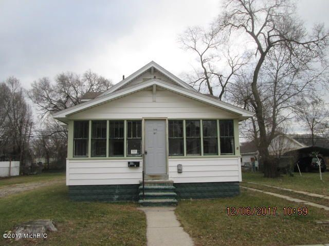 Single Family Home for Sale at 1414 Winters 1414 Winters Muskegon, Michigan 49442 United States