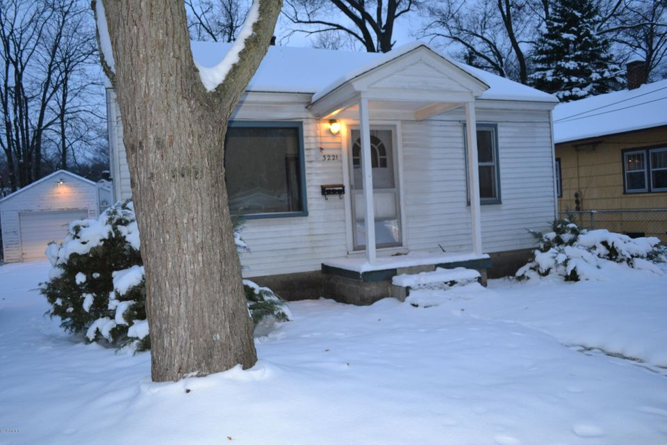 Single Family Home for Sale at 3221 Highland 3221 Highland Muskegon Heights, Michigan 49444 United States