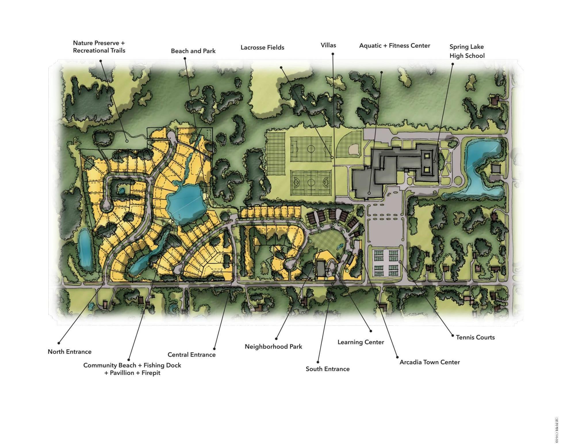 Additional photo for property listing at 14700 Arcadia Woods 14700 Arcadia Woods Spring Lake, Michigan 49456 United States