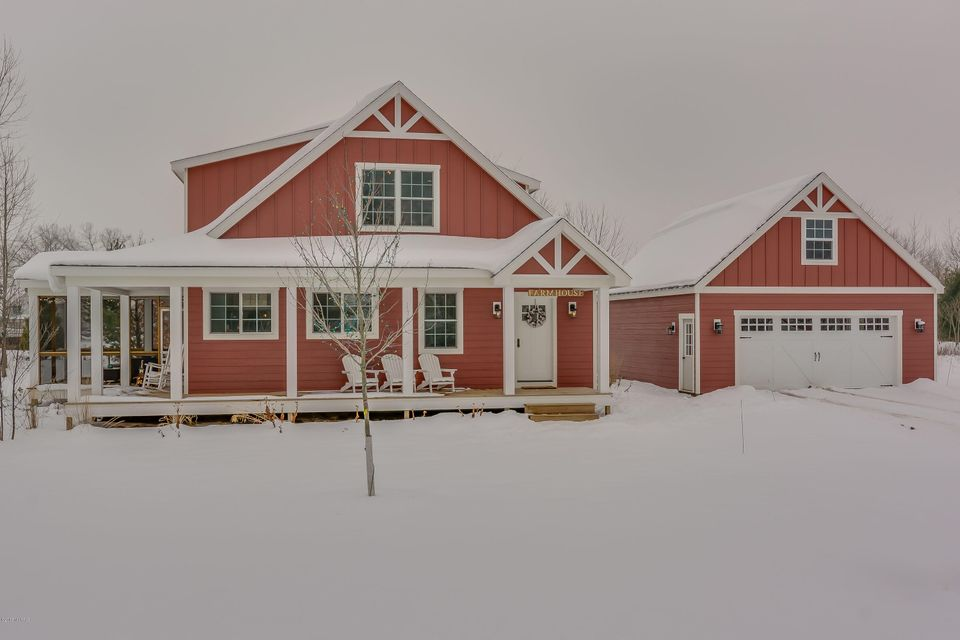 Single Family Home for Sale at 5568 Hidden Pond 5568 Hidden Pond Sawyer, Michigan 49125 United States