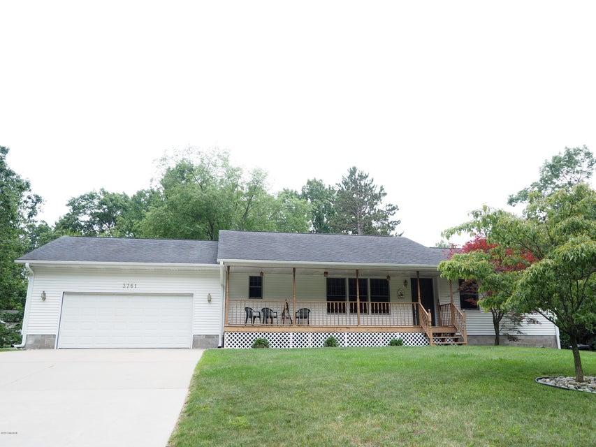 Single Family Home for Sale at 3761 Pontaluna 3761 Pontaluna Fruitport, Michigan 49415 United States